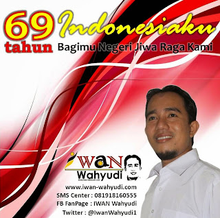 DIRGAHAYU 69 Tahun  INDONESIAKU