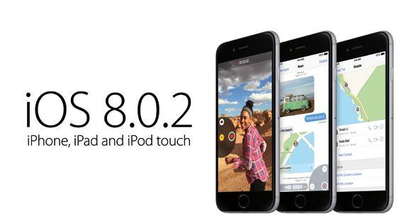 Download Apple iOS 8.0.2 (12A405) Firmware