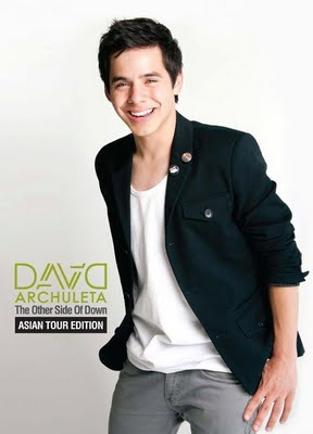 David Archuleta Asian Tour