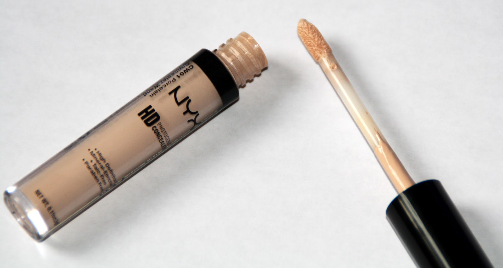 Nyx concealer in a jar orange and yellow review - Nyx concealer wand yellow ...