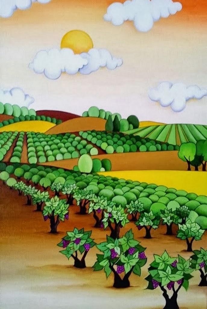 cuadros-de-paisajes-modernos-pintados-al-oleo