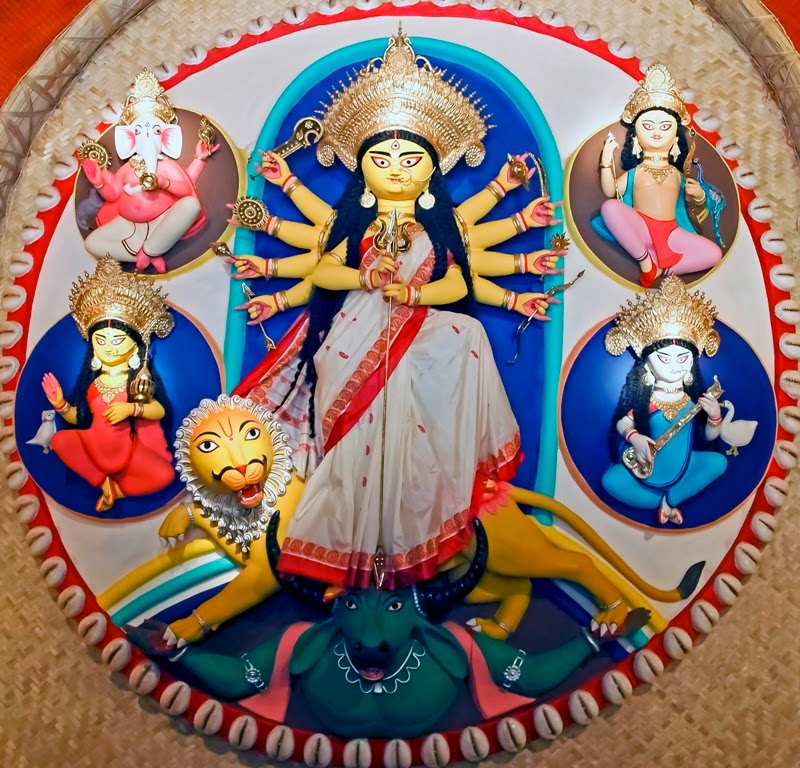 Maa Durga: New Style