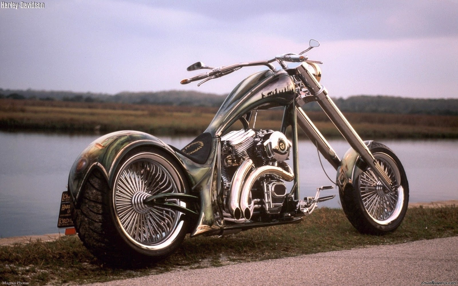 cars wallpapers motorcycles harley - photo #36