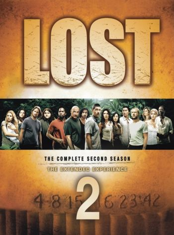 Lost: Season 2 [DVD9] [Latino]
