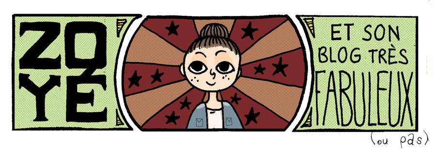 Le blog de Zoyé