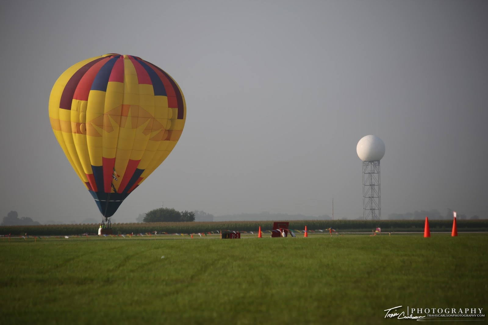 Travis Carlson Photography Blog Lincoln IL Hotair - National weather service lincoln illinois