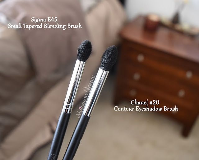 Chanel Pinceau Ombreur 20 Contour Eyeshadow Brush Review
