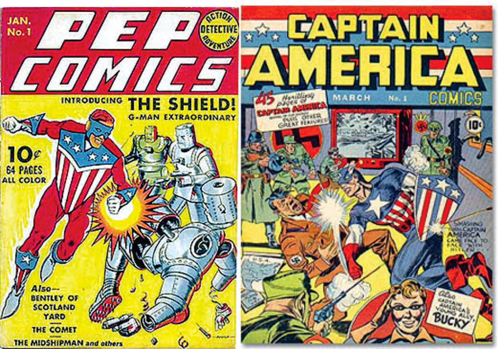 Shield Captain America Capitão Escudo