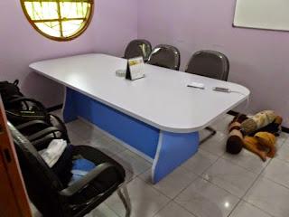 meja rapat plus elektrikal semarang 01