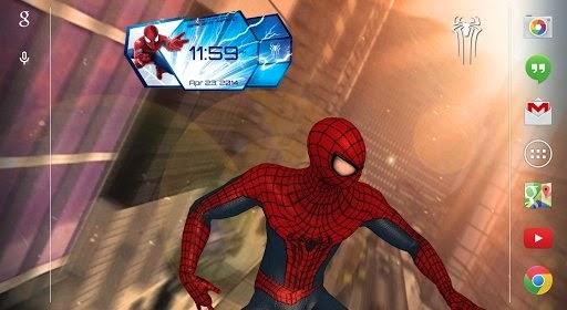 Amazing Spider Man 2 Live WP full apk