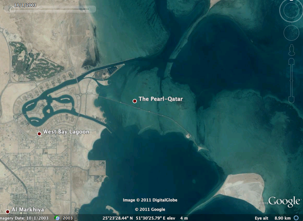 Google earth time machine doha qatar gumiabroncs Choice Image