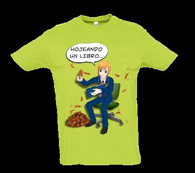 "Camiseta manga corta para hombre ""Forma incorrecta"" color verde"