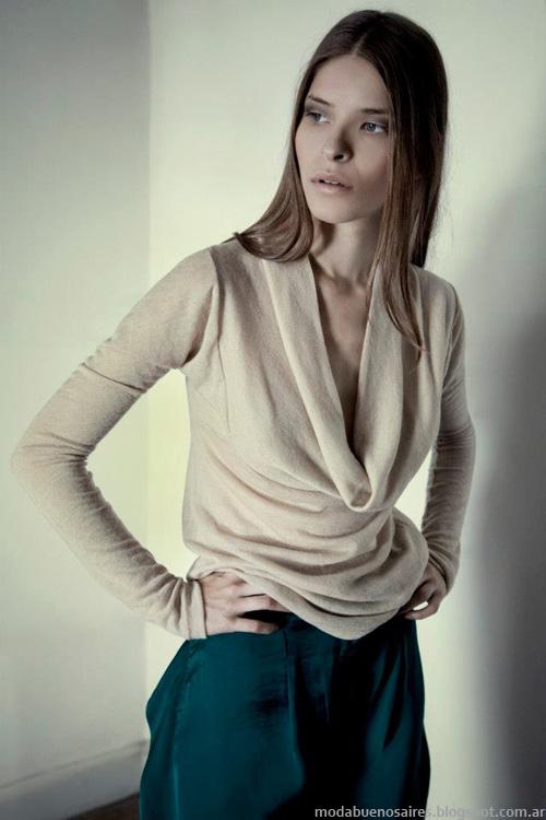 Daniela Sartori invierno 2013.