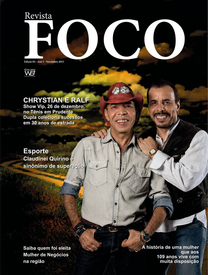 Leia Revista Foco - Novembro/15