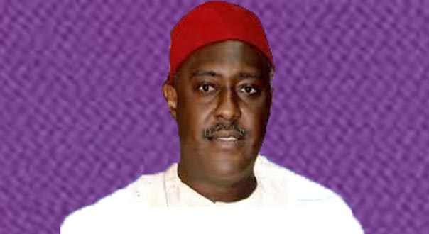 Just For Attacking APC, Olisa Metuh Is Being Kept In Prison, Treated By An Animal - PDP Cries Out