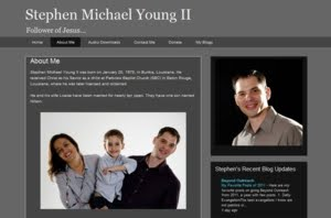 Stephen M Young II