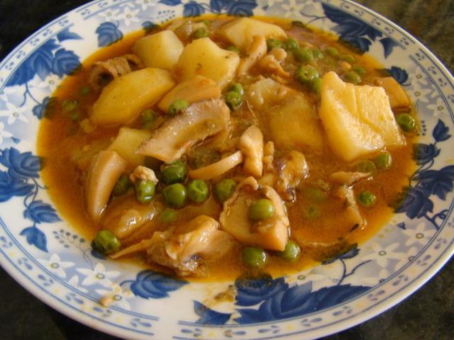 Recetas de comidas caseras y andaluza for Ideas para comidas caseras