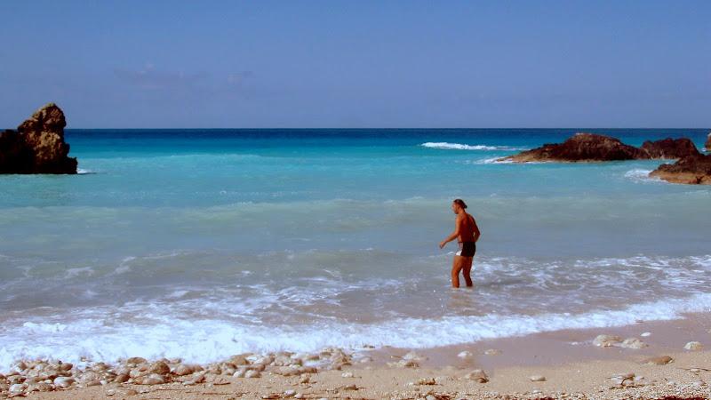 Strand Kathisma baden