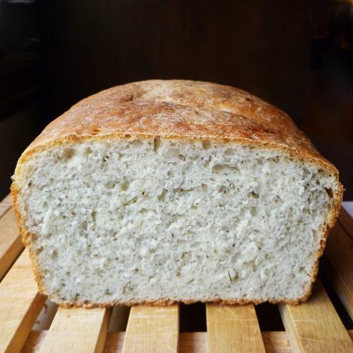 Cookistry: Herbed Batter Bread