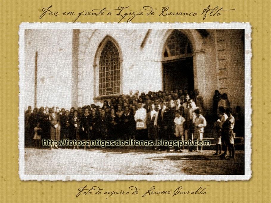 Igreja Barranco Alto
