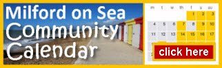 Milford on Sea Community Calendar