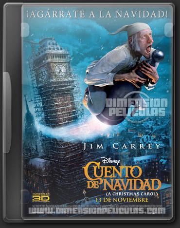 Cuento de Navidad (DVDRip Español Latino) (2009)