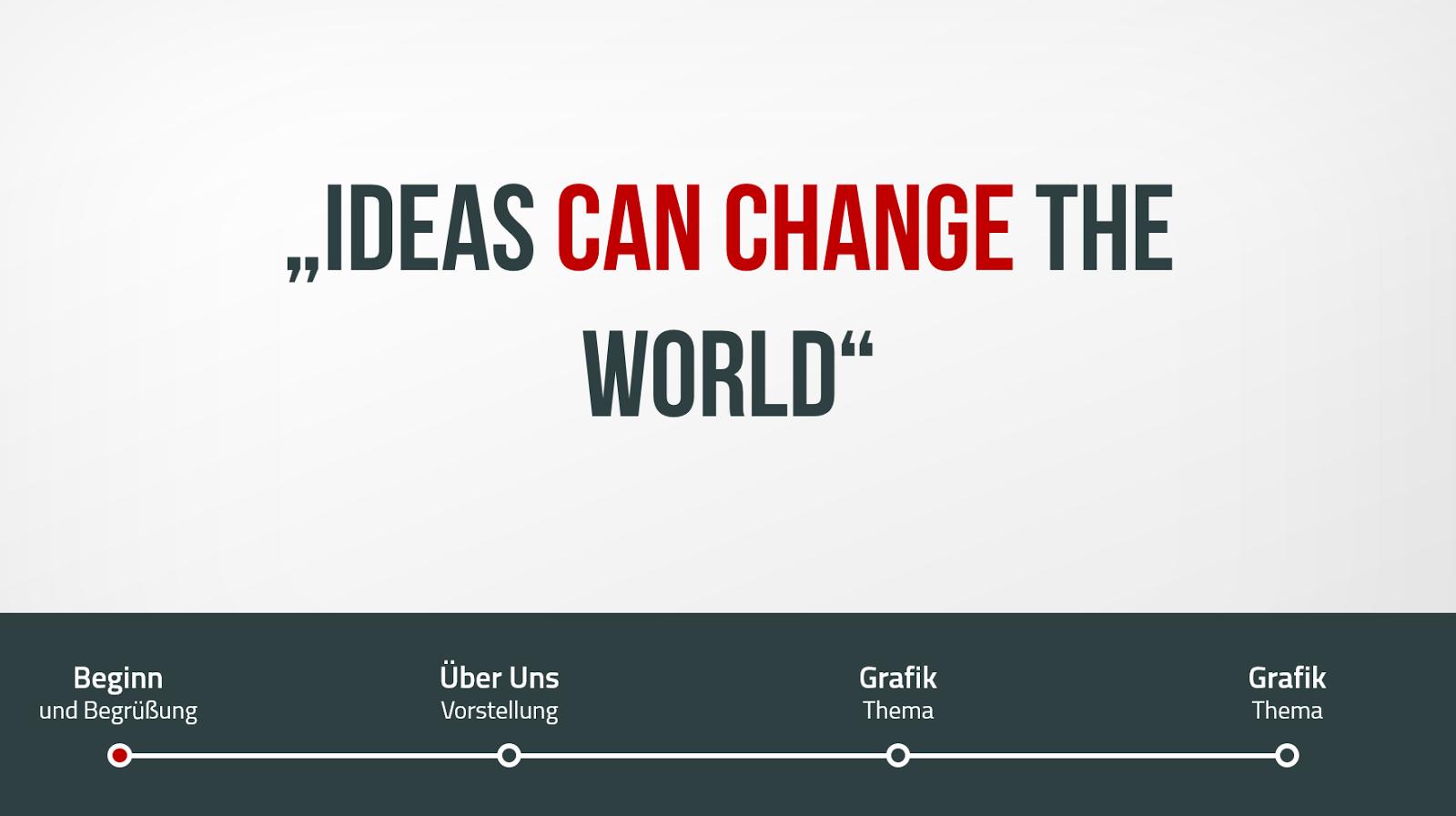 PräsentationsProfi: Neue Powerpoint-Vorlage mit Inhaltsverzeichnis