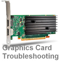 How to troubleshoot graphics card issues