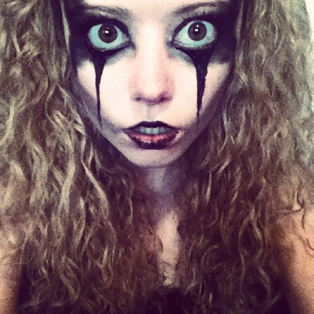 disfraces de halloween y maquillaje