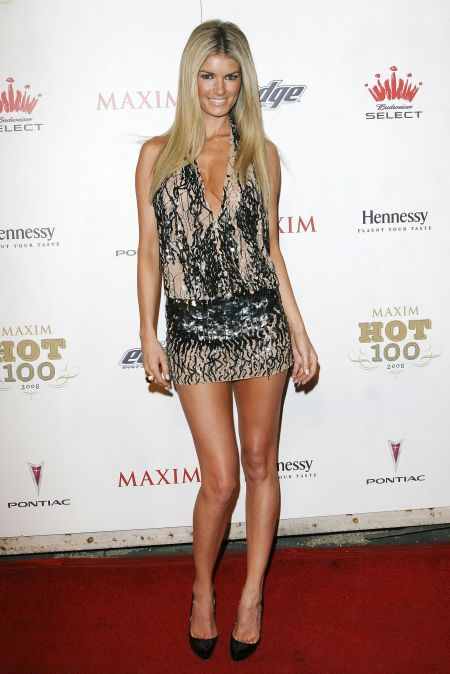 Marisa Miller Long hair  Center
