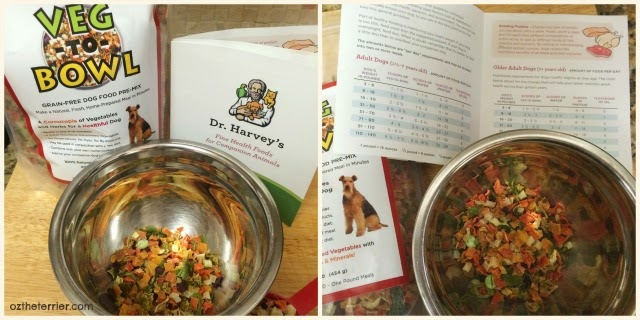 Veg-to-Bowl by Dr. Harvey's Fine Health Food for Companion Animals