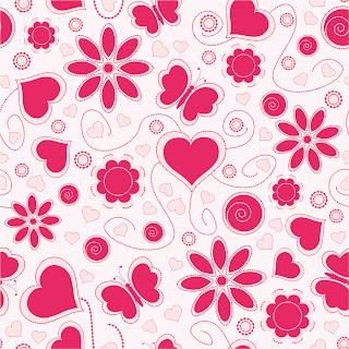 すべての講義 アルファベットノート : 花と蝶とハートの愛らしい ...