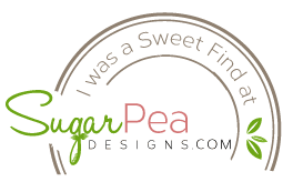 Sugar Pea Sweet Find