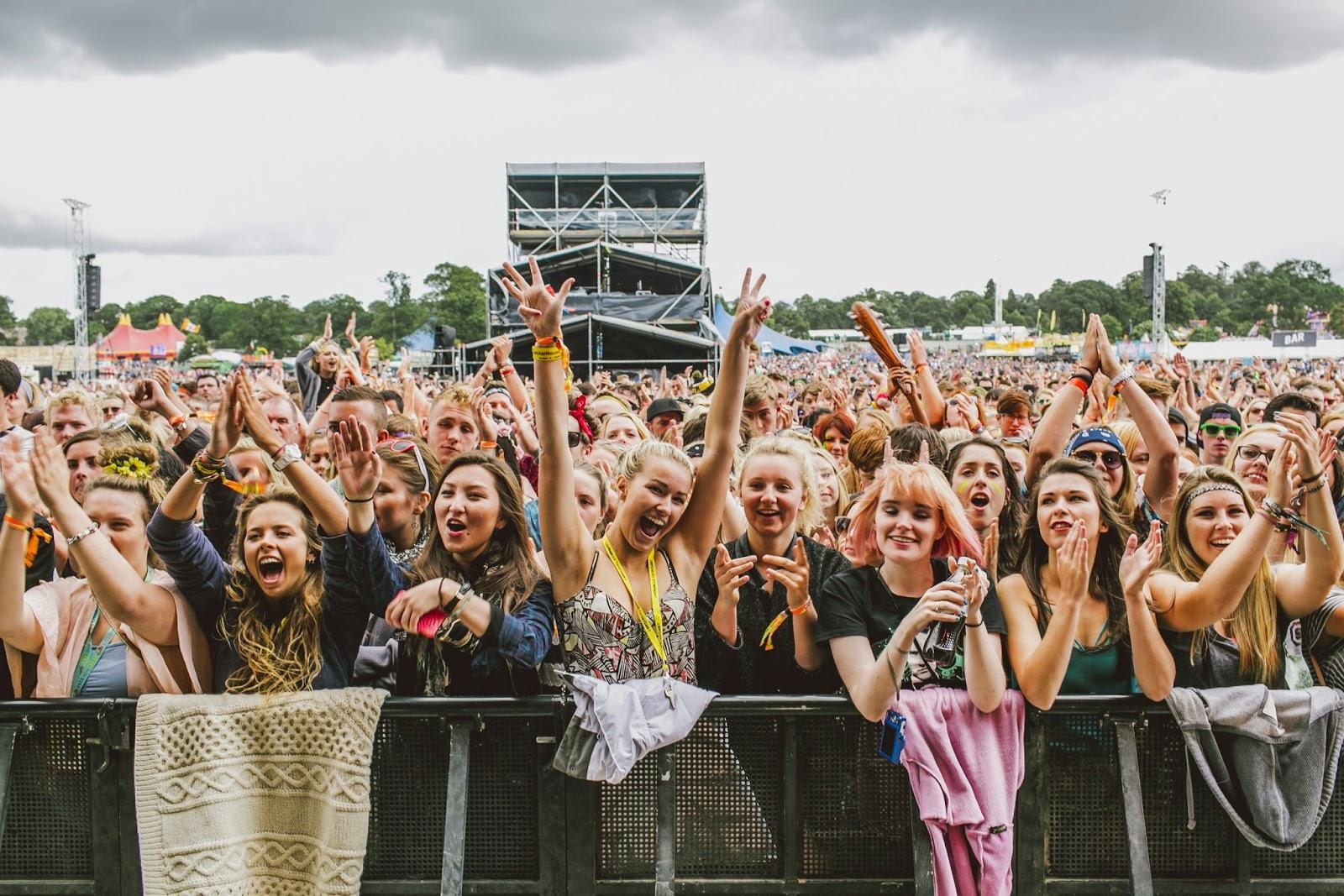 V Festival 2015 line up
