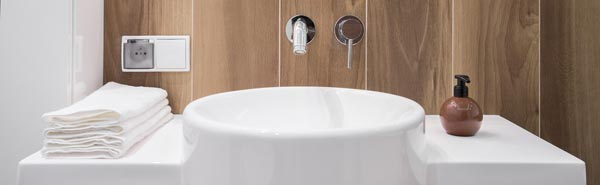 Soluciones para baños pequeños