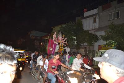 Surat City In Festive Mood