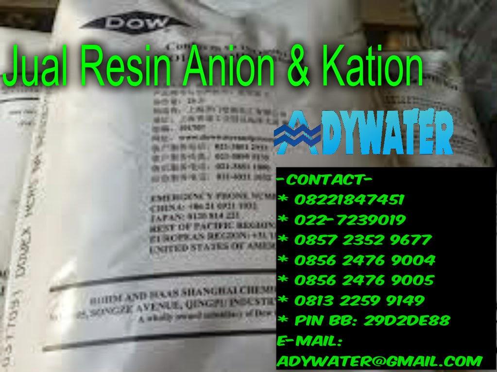 Resin Penukar Ion | Jual Resin - Harga Resin