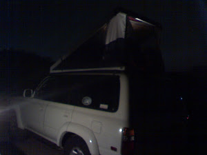 80 series landcruiser roof tent