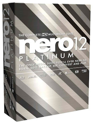 Nero 12 Multimedia Suite Platinium v12