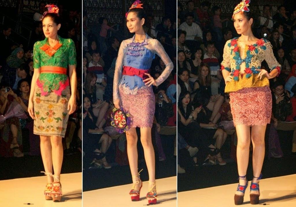 Foto Model Baju Kebaya Rok Pendek