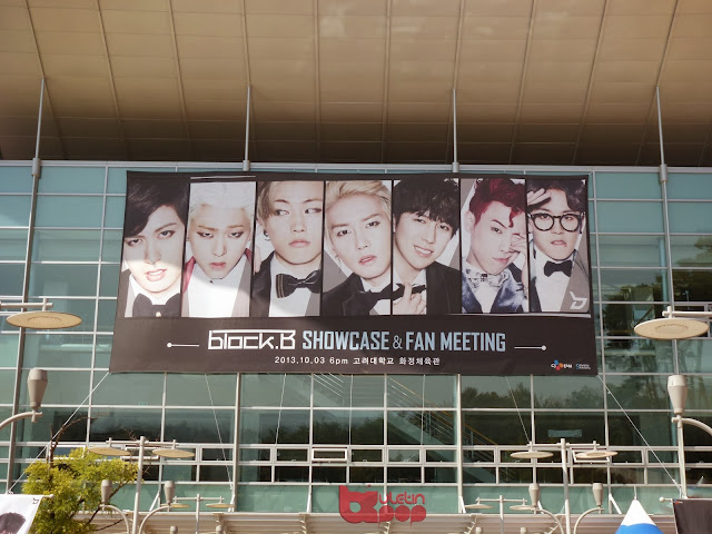 block b showcase korea bulletin kpop