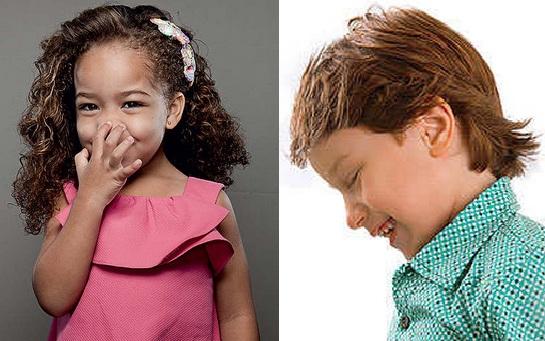 10 cortes de pelo MODERNOS para NIÑOS – 2018  - peinados de moda para niños