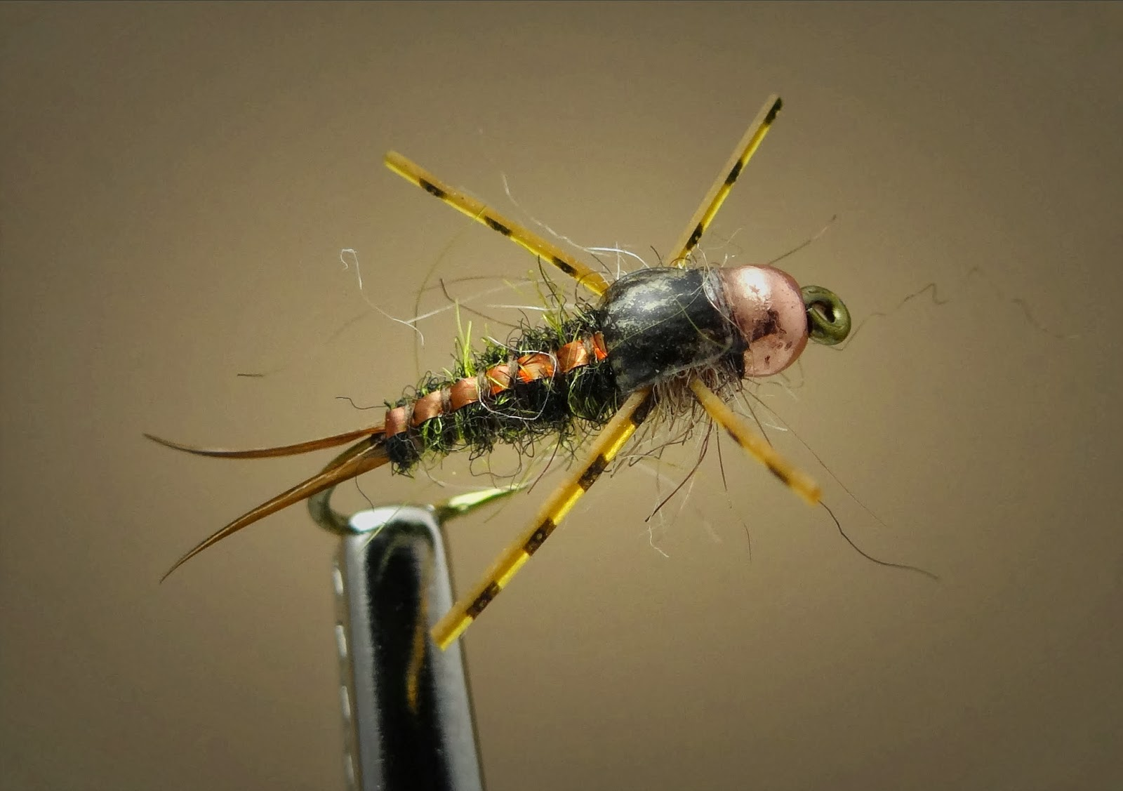 Fly Tying and Fly Fishing : Cheech's top 5 subsurface patterns of 2013