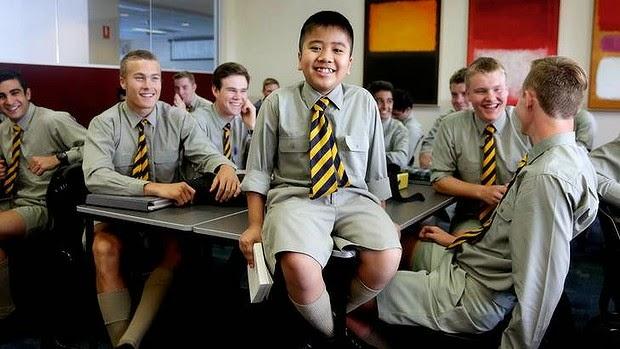 Jonah Soewandito, Usia 11 Tahun Sudah Ikut Ujian Akhir SMA di Sydney