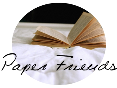 Paper Friends | Blog literario dedicado a tus amigos de papel