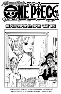 Cover One Piece 812