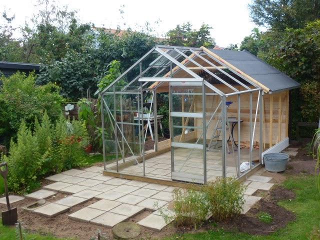 Växthusutbyggnad