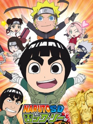 Rock Lee no Seishun Full-Power Ninden 1×20 SUB ESPAÑOL ONLINE