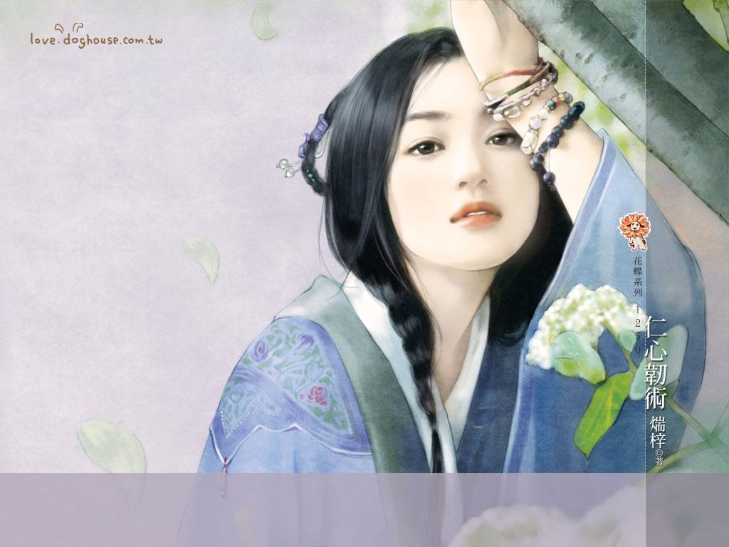 ancient chinese beauty -#main