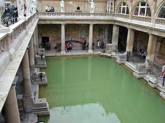 Il riscaldamento dei romani for Foto di case antiche